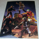 1994 GI Joe 30th Salute #31 30th salute hall of fame Trading card